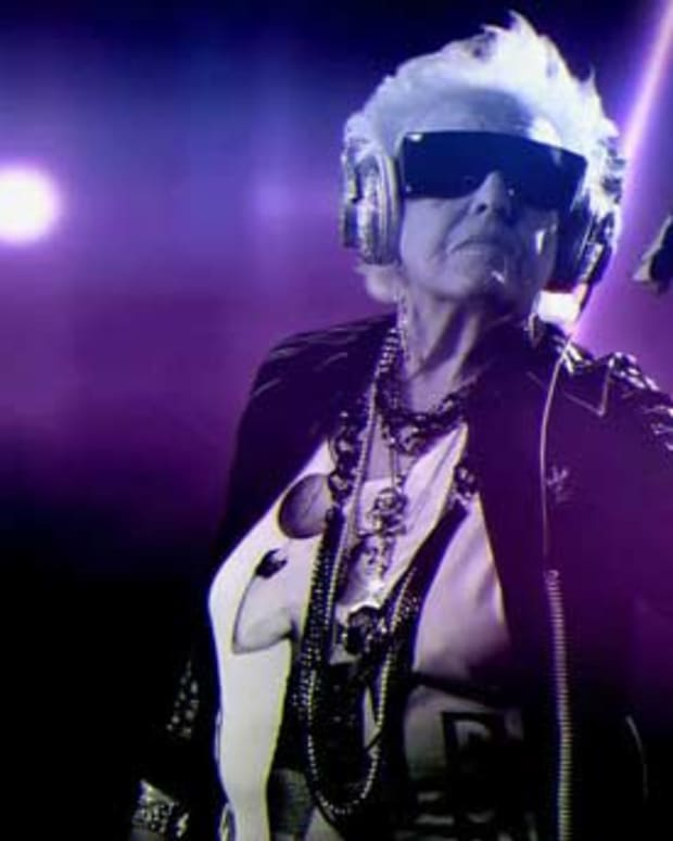 If EDM Culture Had A Matriarch, Mamy Rock Would Be It