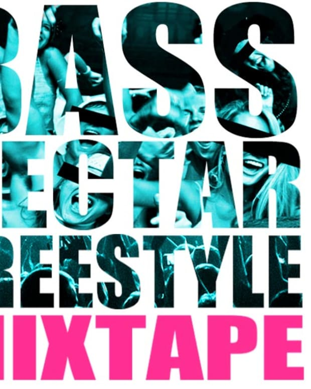 Free Download: The Mighty Bassnectar Drops Freestyle Mixtape