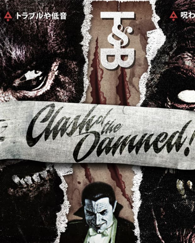 """Free Download: """"Clash of Damned Vol. I"""" DJ Mix from Trouble and Bass"""