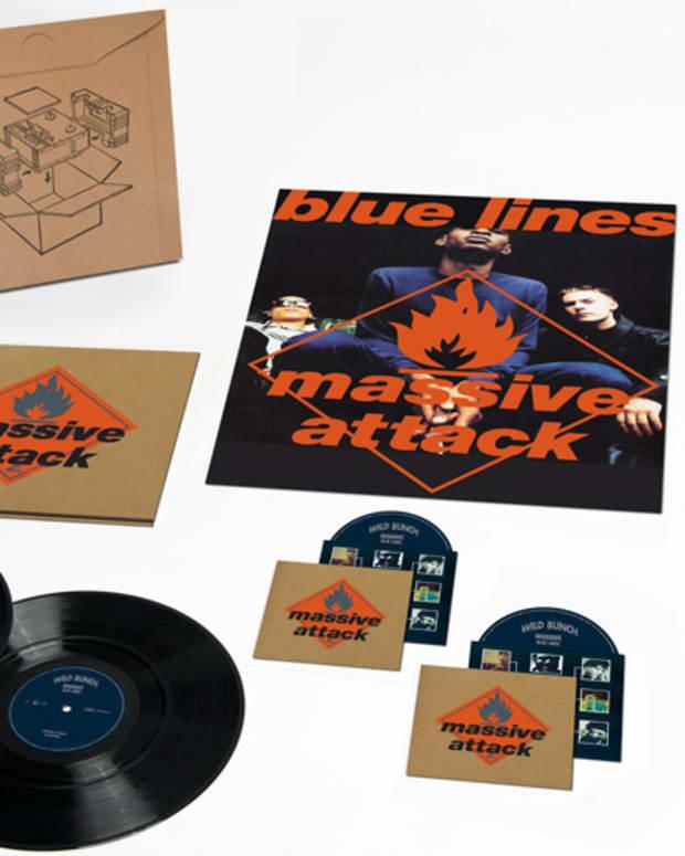 Contest: Win A Copy Of Massive Attack's Blue Line's Remix/Remaster Box Set