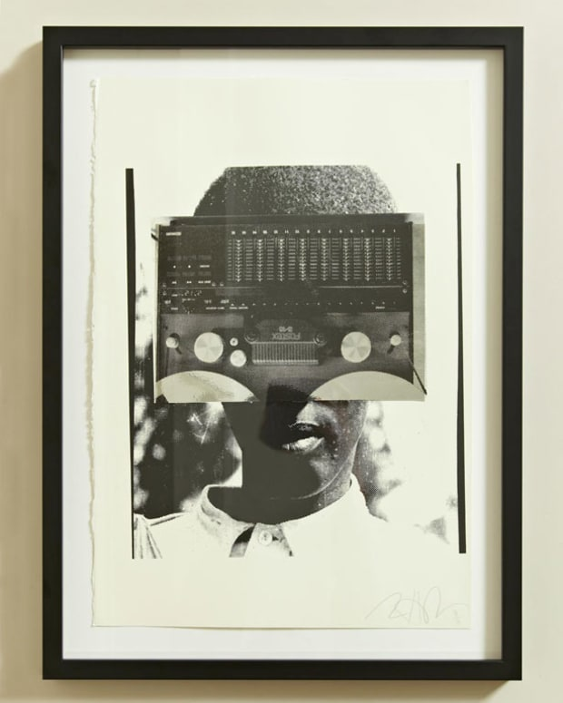 Xmas Want: The Machine Continental Drift Print By Misha Hollenbach