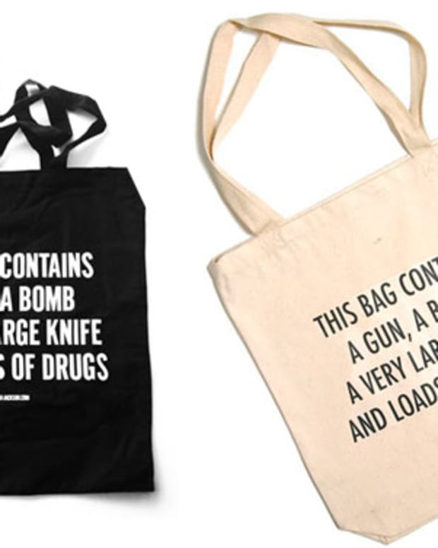 Xmas Want: Tote Bag by Trevor Jackson