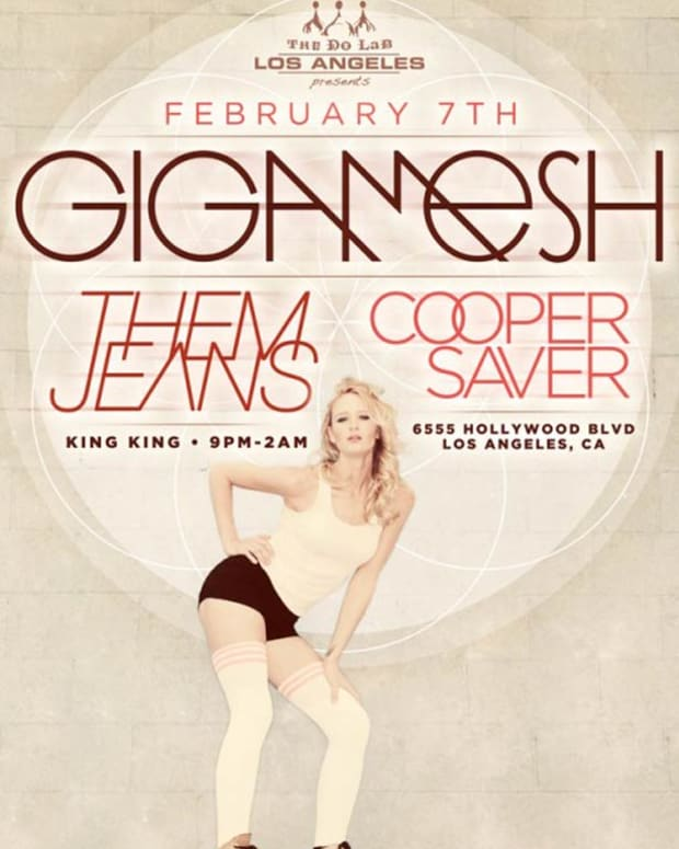 Ticket Contest: The Do LaB presents Gigamesh + Guests!