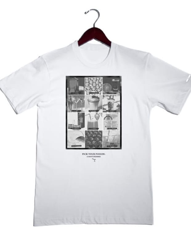 Want: Pick Your Poison T Shirt by Publish