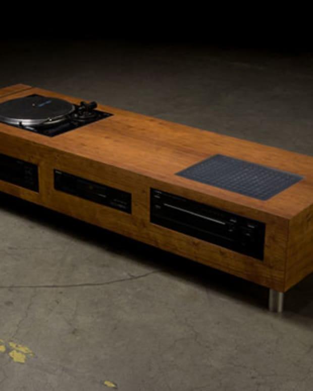 Want: Disko Table by Krumnikl Environment