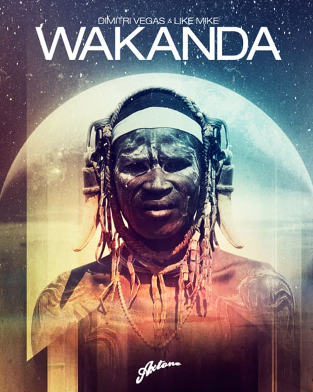 "Listen: Dimitri Vegas & Like Mike ""Wakanda"" via Axtone Records"
