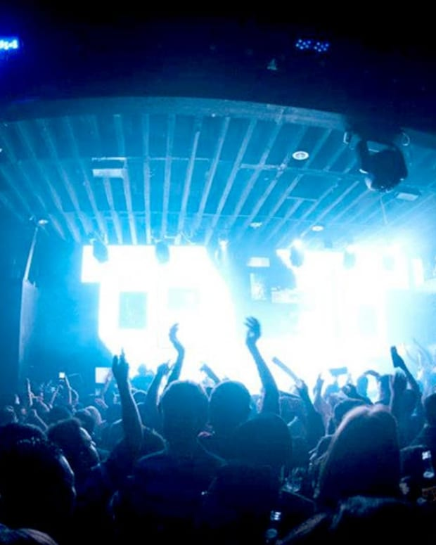 Posso: Live at Voyeur SD with 12th Planet—Plus Free Live DJ Mix