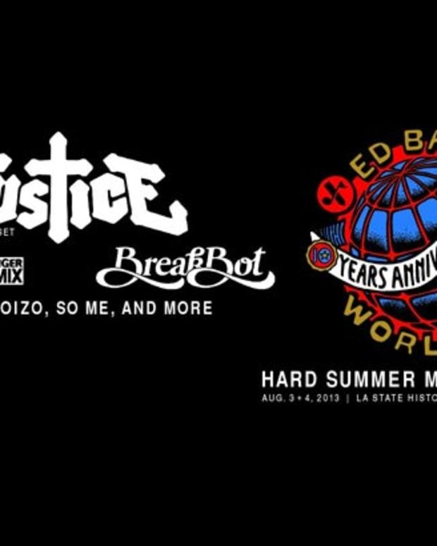 EDM News: Hard Summer Hosting Ed Banger's 10th Anniversary Party