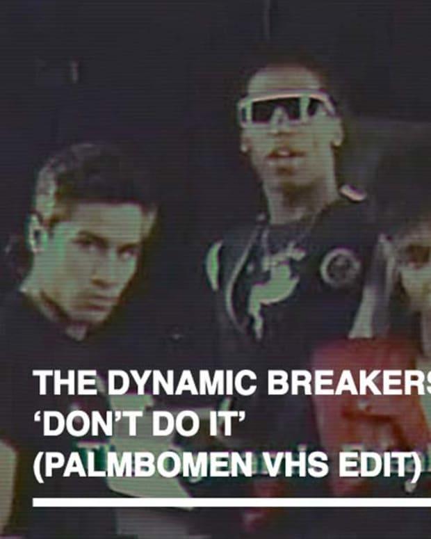 "EDM Download: Dynamic Breakers ""Dont Do It"" Palmbomen VHS Edit"