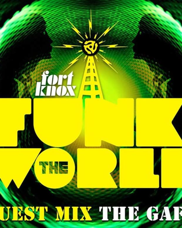 "Exclusive Download: The Gaff Presents ""Funk The World"" #13"