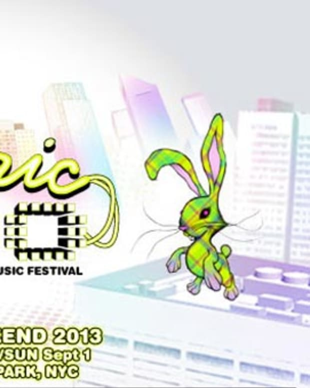 EDM News: Electric Zoo Phase 1 Lineup—Main Stage West & Main Stage East Headliners Announced