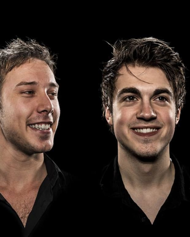 """A Chat With Vicetone: """"Pretty much everything can be made more enjoyable with the right music."""""""