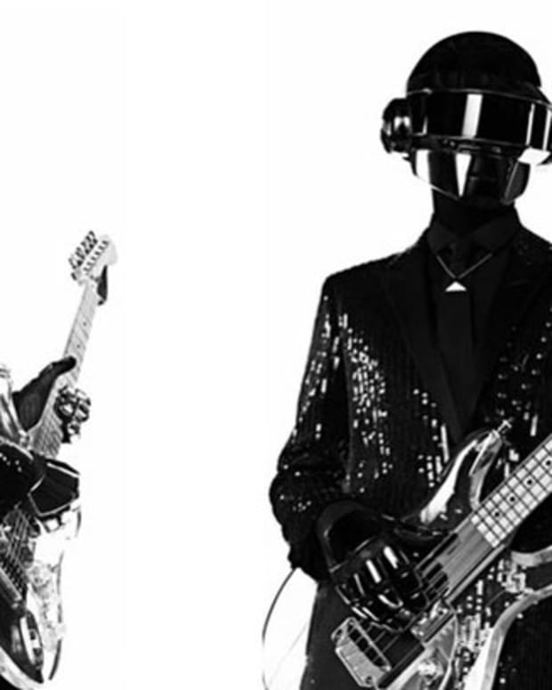 "Review: Daft Punk ""Get Lucky"" via Colombia Records"