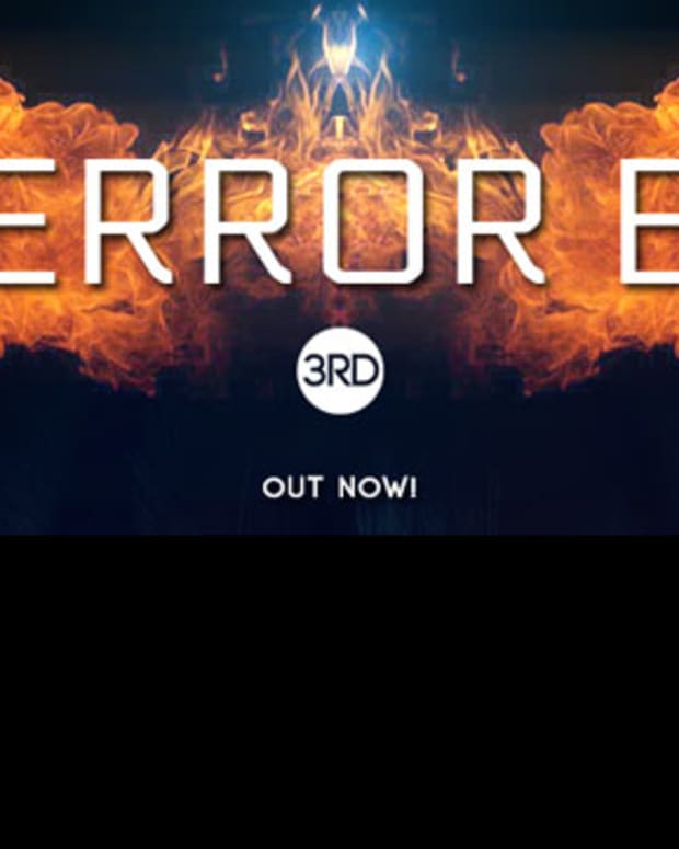 """Review: EP Review: 3rd Prototype """"Terror"""" Noiseporn Records"""