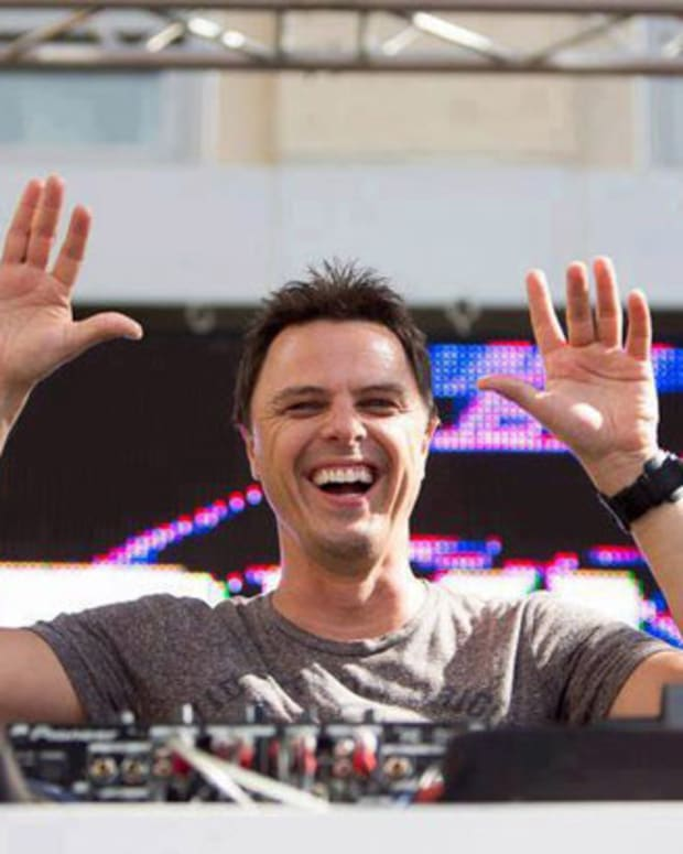"Watch: Markus Schulz ""Scream Tour"" Webisode 1"