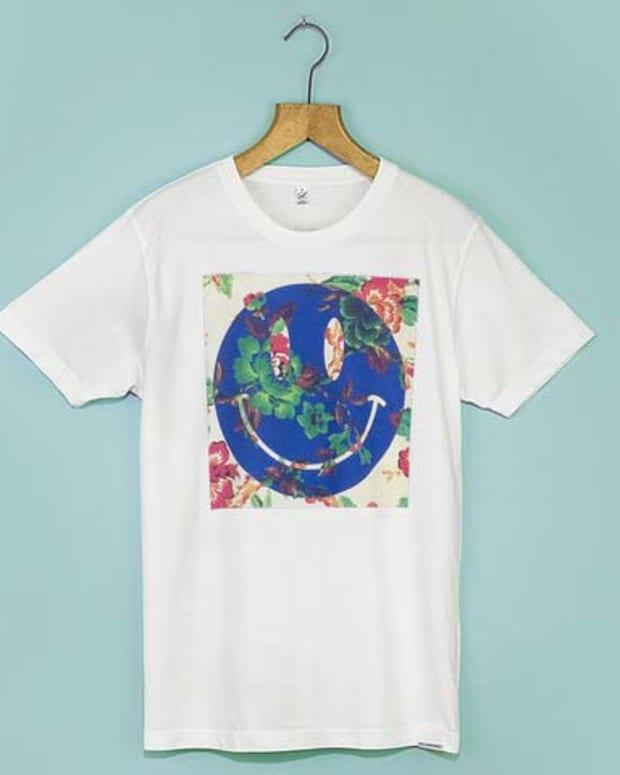 Millionhands x HAKT = Happy Acid T-Shirt