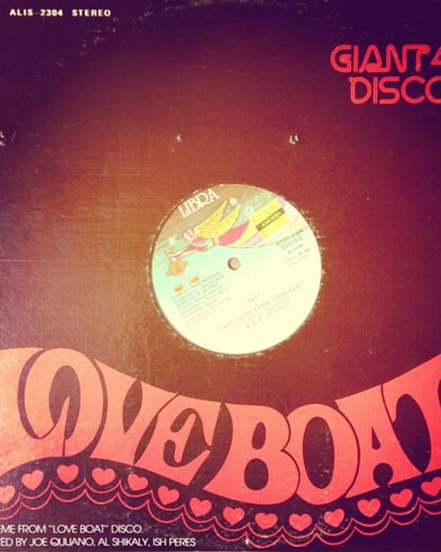 "Listen: Rare Grooves Vol. 1 ""Love Boat Theme"" Disco Version"