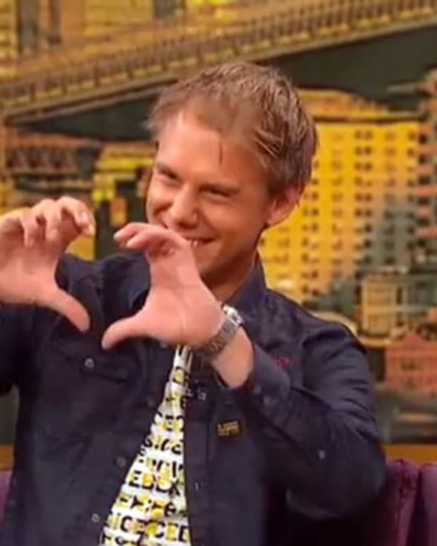 EDM Culture Everywhere: Armin van Buuren on Wendy Williams Show