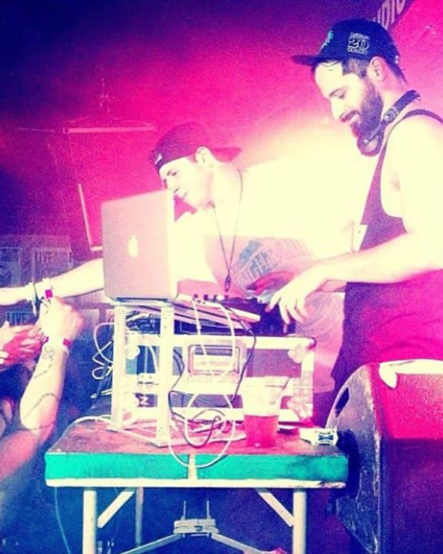 "Listen: Protohype ""ShellShock LP"" Mix"