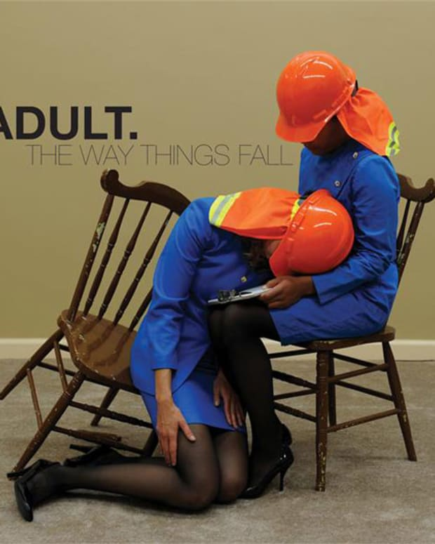 EDM Interview: Ghostly Record's ADULT Talk About Their New Album