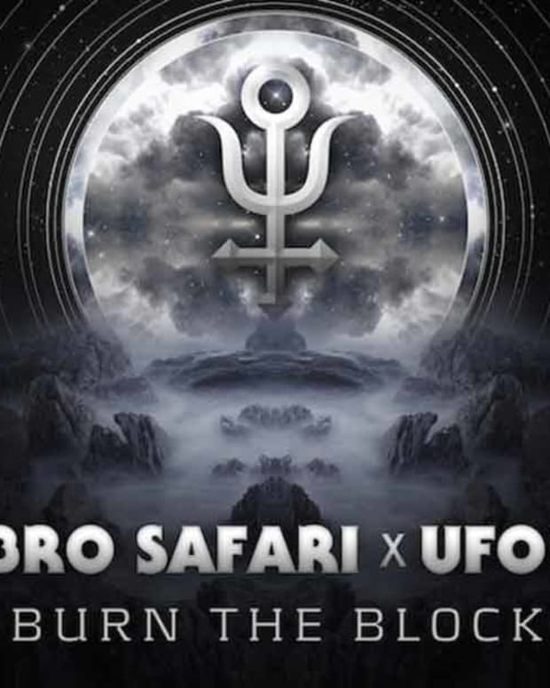 "EDM Download: Bro Safari & UFO! ""Burn The Block"" - File Under Trap"