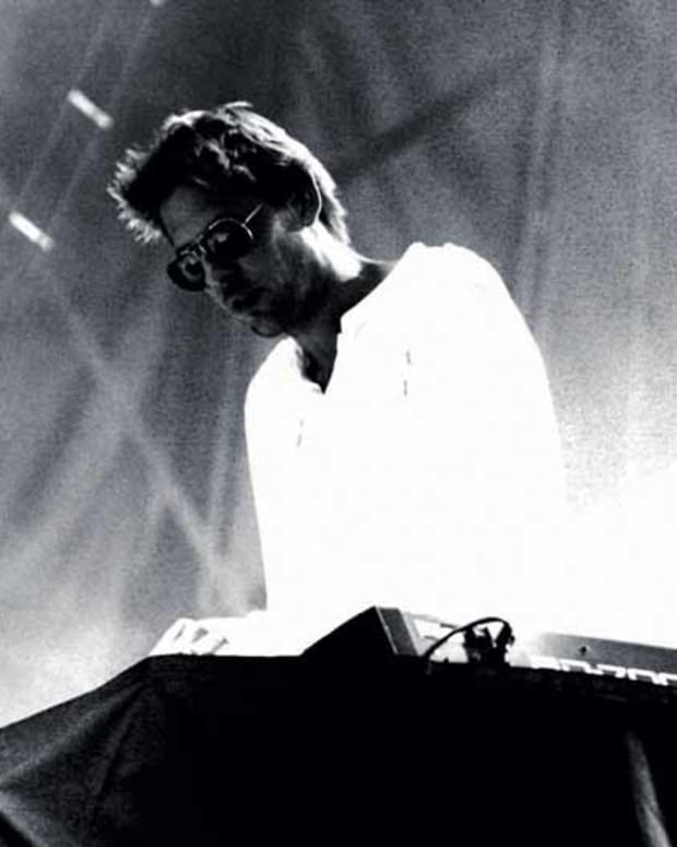EDM Feature - Andy Cato of Groove Armada Drops Knowledge, Magnetic Listens