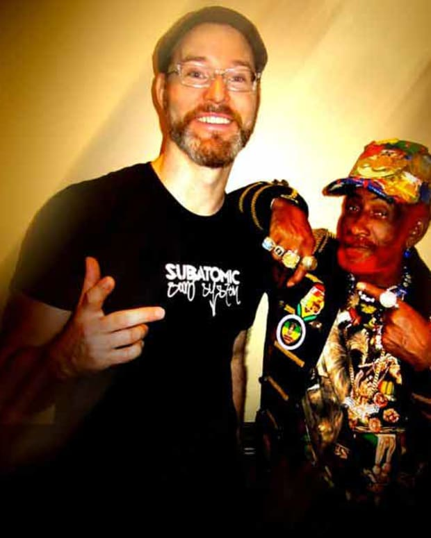 EDM Feature: Subatomic Sound System On The Wonders of Lee Scratch Perry And The Art Of Dub