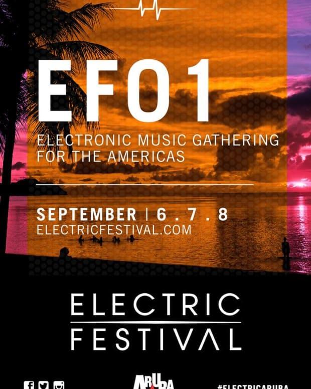 EDM News: Destination Festival Awesomeness! Electric Festival In Aruba Announced in September