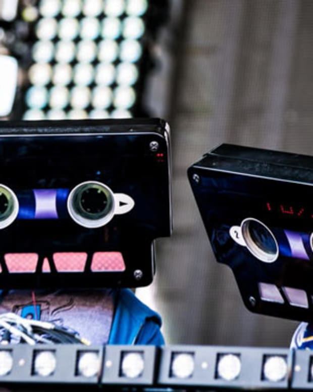 EDM Video: Magnetic Presents The Booth With Cazzette