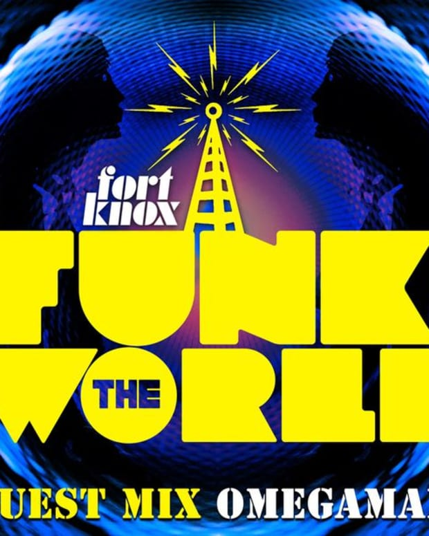EDM Download: Funk The World 15 with Omegaman; File Under International Funk Boogie Fire