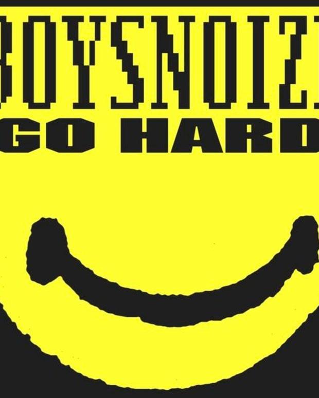 EDM News: Boys Noize Goes Hard On New EP, Announces Tour