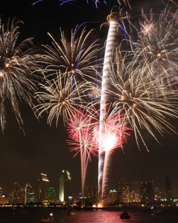 EDM Events: San Diego 4th Of July Events - Daft Punk Tribute, Bikinis, IndepenDance, And Finally An Intervention