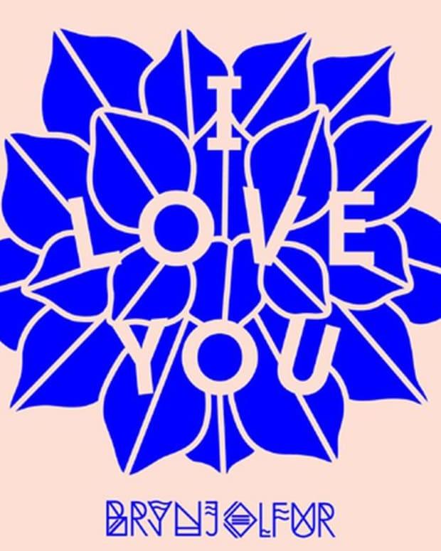 EDM News: Listen to Brynjolfur's EP I Love You - File Under Slow Motion Disco Burn