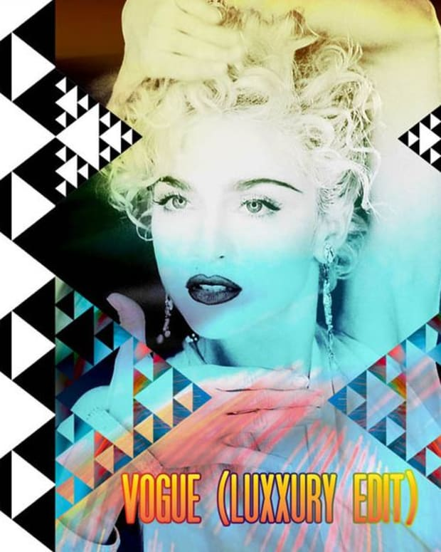 EDM Download: Luxxury's Edit Of Madonna's Vogue; File Under Disco Music Models Can Dance To