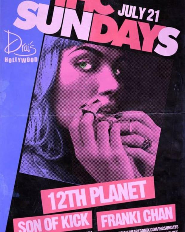 EDM Events: Los Angeles Event Calendar 7/17 to 7/22; 12th Planet, Droog, Bad Boy Bill, Laidback Luke, Leonard Friend And More