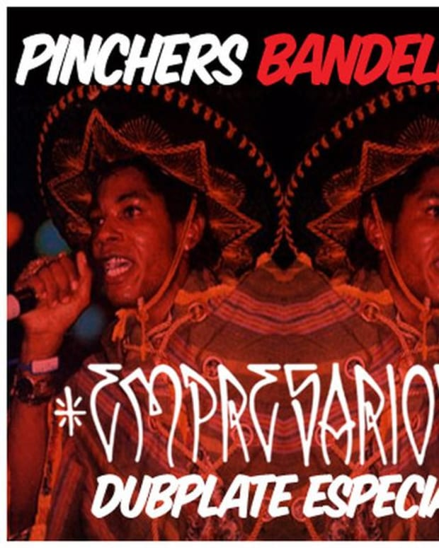 EDM Download: Bandolero (Empresarios Dubplate Mix) by Pinchers; File Under The Latin Funk Cure-All When You Get Too Deep