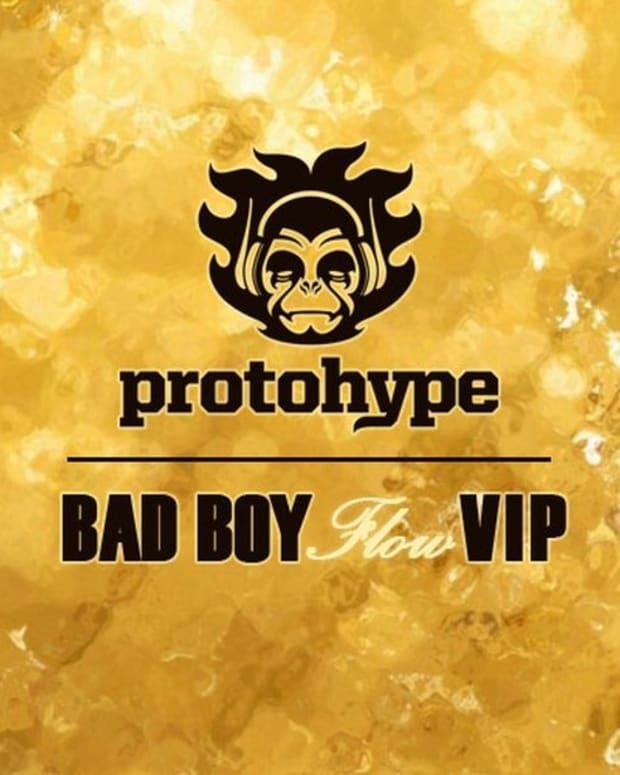 "EDM Download: Protohype & ETC!ETC! ""Bad Boy Flow"" (Remix); File Under Dubstep For The VIP"