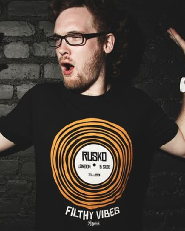 EDM Culture: Rusko Teams Up With Acrylick For Limited Edition T-Shirt, Tank And Sweatshirt Line