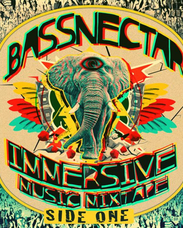 """EDM Download: Bassnectar Releases Immersive Music Mixtape To Promote His Fall Tour With """"Koan Sound"""""""