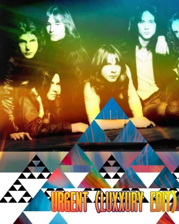"EDM Download: Luxxury Re-Edits Foreigner's ""Urgent""; File Under '80s Rock Re-Edit Gold"""