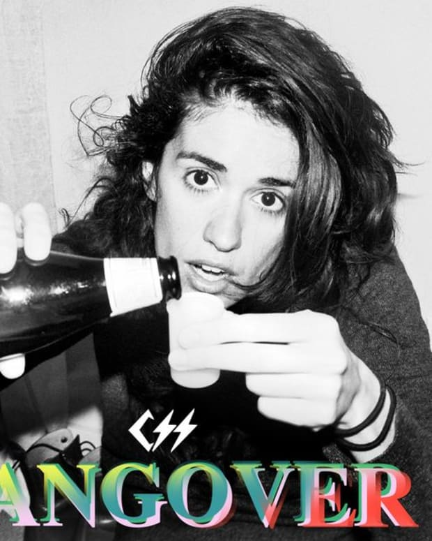 """EDM News: New Electronic Music From Dre Skull On The CSS """"Hangover"""" Remix"""