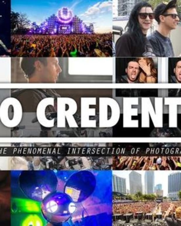 "EDM News: Cruz + Jacob Debut A Short Documentary On EDM Culture Through The Photographer's Eye ""No Credentials""; File Under 'NSFW' Or 'Pretty Damn Cool'"