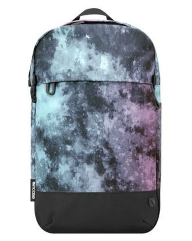 EDM Culture: Incase Launches New Galaxy Print In Its Compact Backpack Design