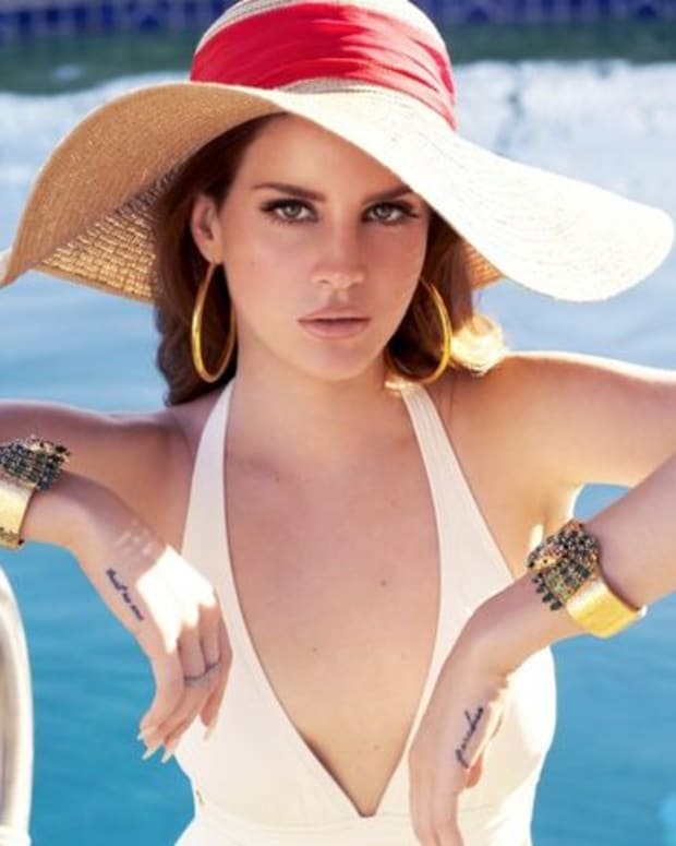 """EDM Download: Lana del Rey - """"Summertime Sadness"""" (Richy Ahmed Remix); File Under 'House Music'"""