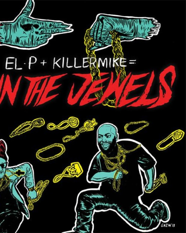 EDM Download: Fool's Gold Records Shares Run The Jewels Album As A Free Download; File Under 'Better Than Jay-Z's Samsung Album'