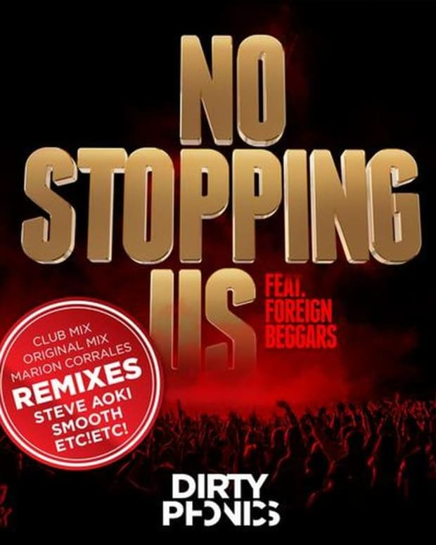 """EDM News: New Electronic Music From Dirtyphonics- """"No Stopping Us"""" Remix Pack Out Now"""