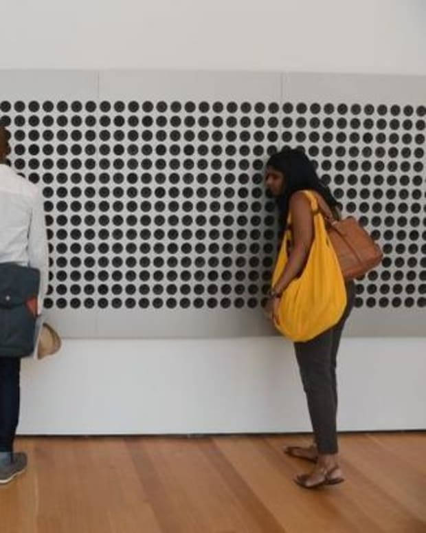 """EDM Culture: Review Of NYC's Museum Of Modern Art """"Soundings: A Contemporary Score"""" Exhibit- Showing Through November 3rd"""