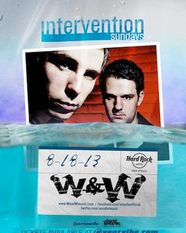 EDM Headline - Dyanmic Duo Weekend in San Diego with GTA, EC Twins Pool Party, and W & W at Intervention