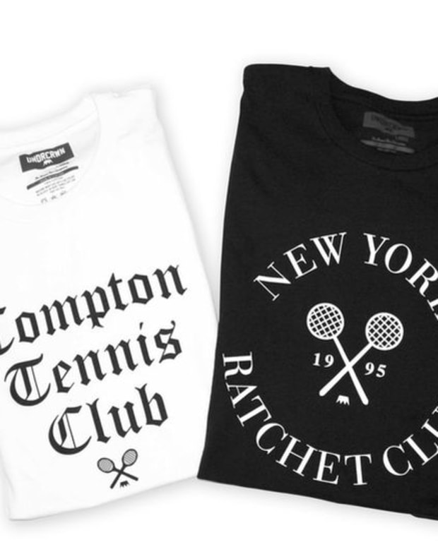 EDM Culture: UNDRCRWN Releases Compton Tennis Club And New York Ratchet Club T-Shirts