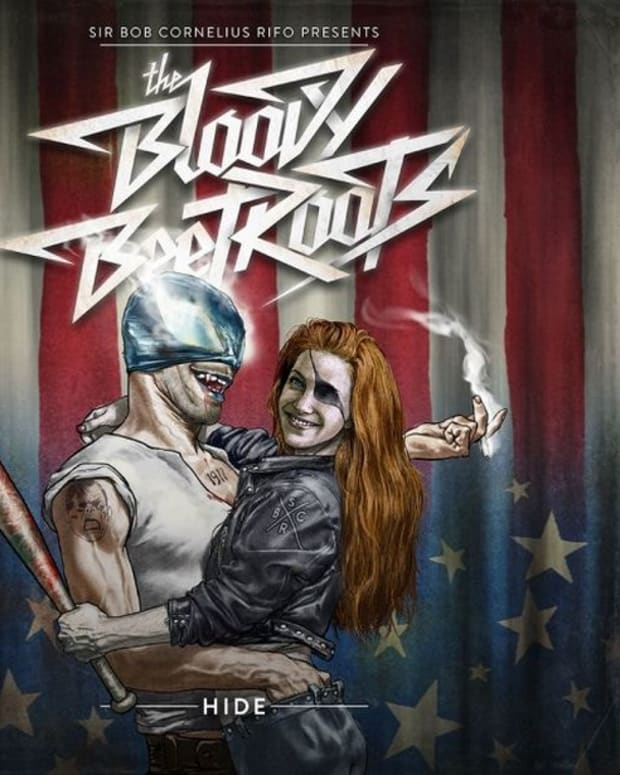 EDM Culture: What do The Beatles and The Bloody Beetroots Have In Common? How about a Legendary Collaboration...